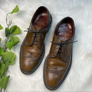 Nunn Bush | Men's Wingtip Brown Professional Shoes